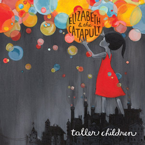 Couverture de l'album Taller Children