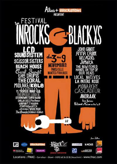 Festival Les Inrocks 2010