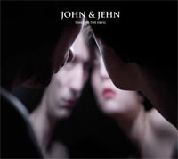 Time For The Devil de John and Jehn, pochette de l'album