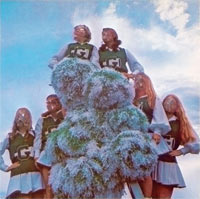 Treats de Sleigh Bells, pochette de l'album