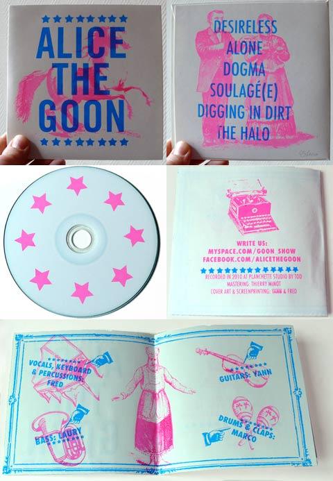 Alice The Goon EP