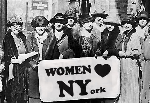 Women love Nyork