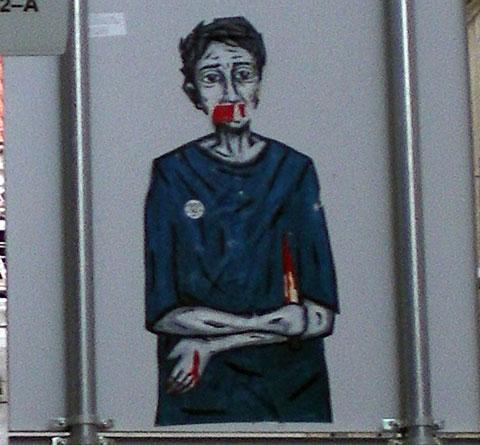 Street art à Lisbonne 2