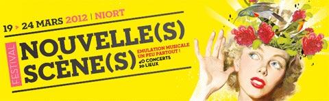 Festival Nouvelles Scènes à Niort
