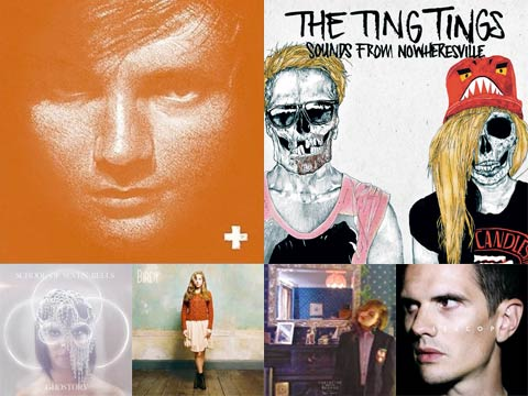 La playlist de mars 2012