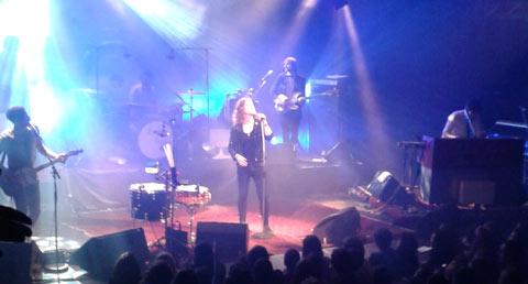 Julien Doré en concert au Trianon