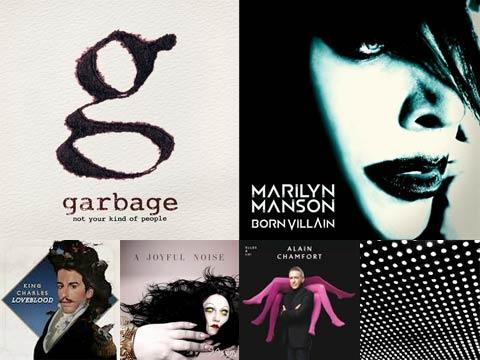 Playlist mai 2012