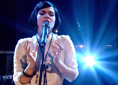 Bat For Lashes en concert au Trianon
