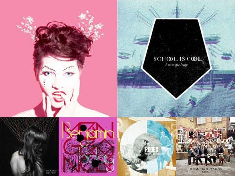 Playlist de novembre 2012