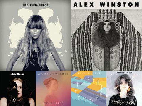 La playlist de janvier 2013