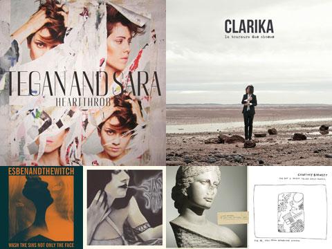 Playlist février 2013