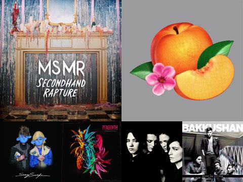 Playlist de mai 2013