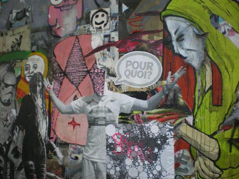 Street art à Berlin 2
