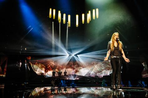 Anouk à l'Eurovision 2013