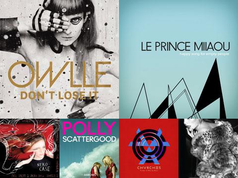 Playlist décembre 2013