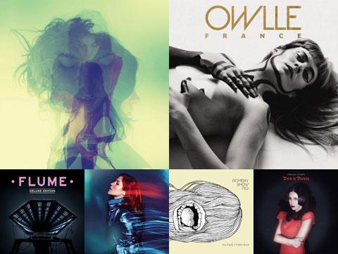 La playlist de janvier 2014