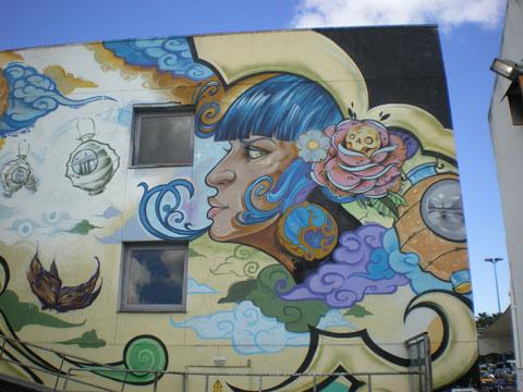 Street art à Séville