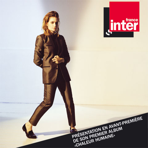 Christine and The Queens à France Inter