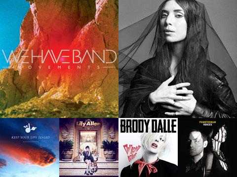 Playlist mai 2014