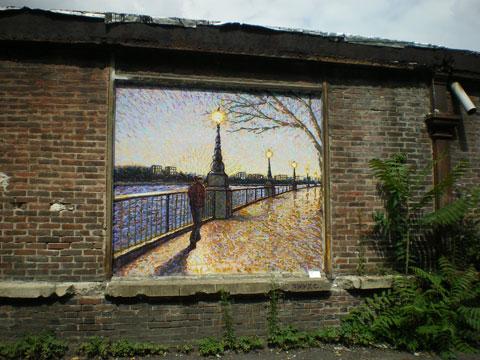 Aubervilliers - impressionnisme