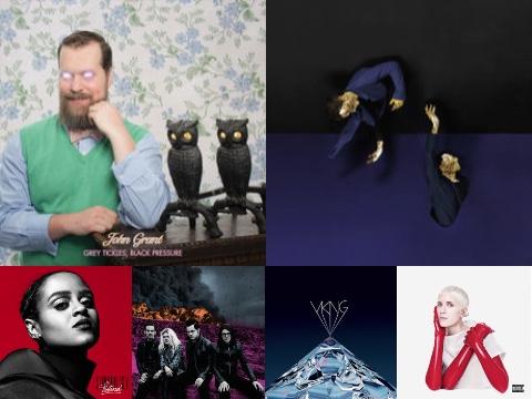 La playlist d'octobre 2015