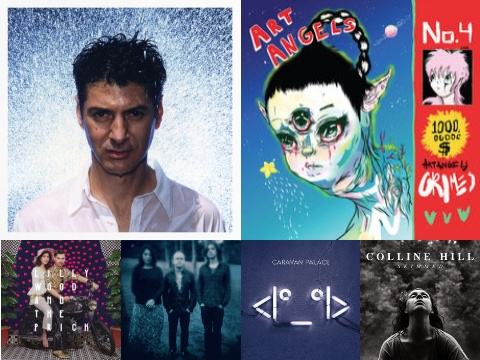 Playlist de novembre 2015
