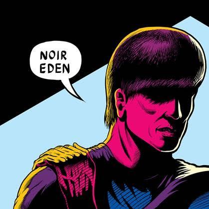 Noir Eden Peter Peter