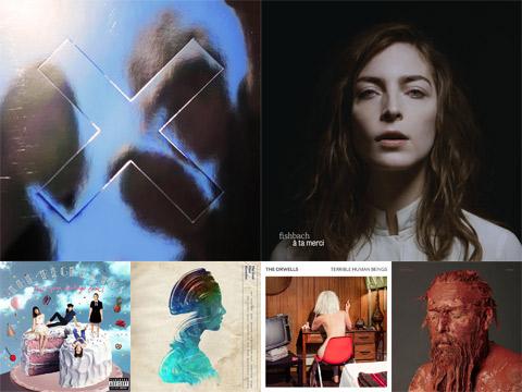 La playlist de janvier 2017