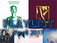 Playlist d'avril 2017