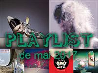 Playlist de mai 2017