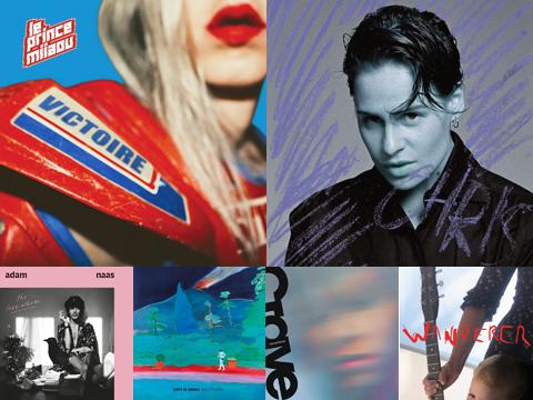 La playlist de septembre 2018