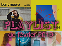 Playlist de février 2019