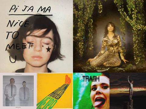 La playlist de janvier 2019