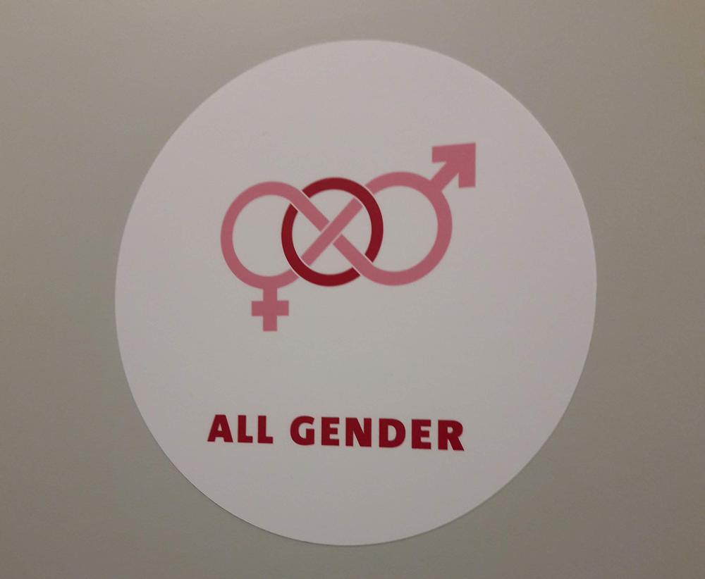 Toilets pour tous les genres
