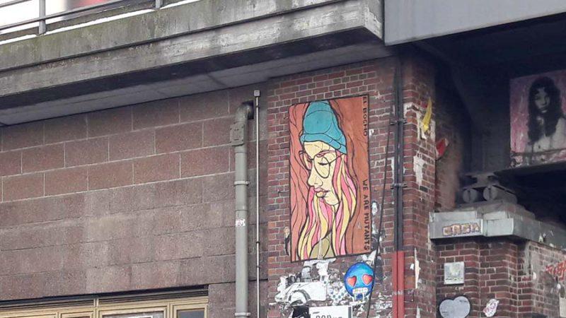 Street art à Berlin 8 – El Bocho 2