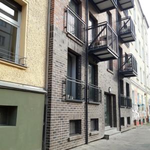 Architecture berlinoise 4 – briques modernes