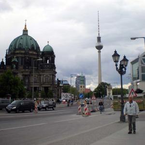 Architecture berlinoise – mélange de genres
