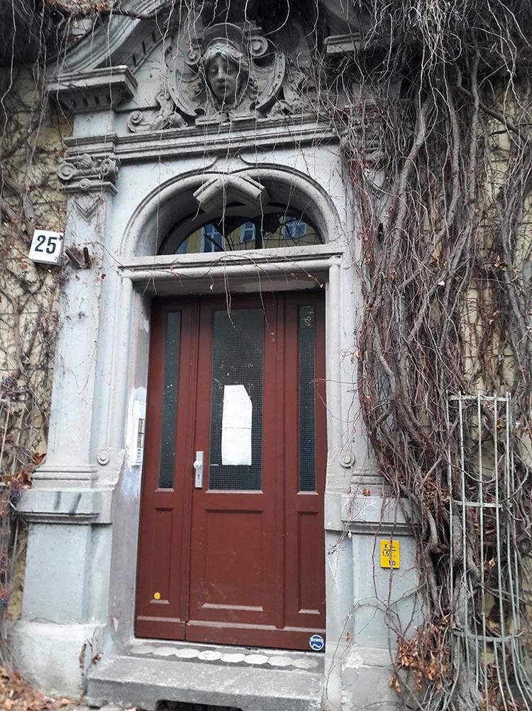 Architecture berlinoise 5 – portes