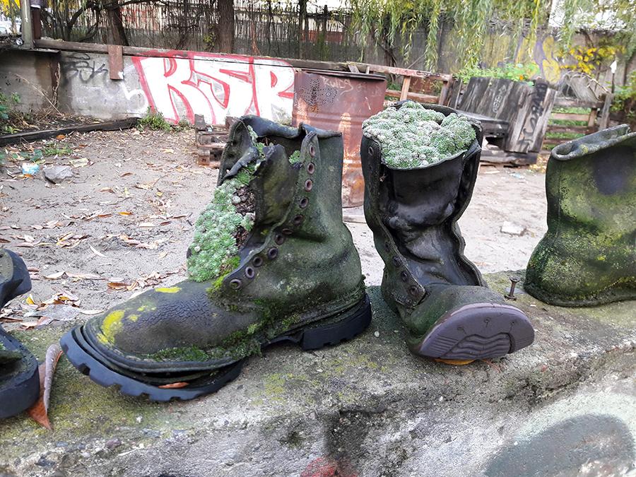 Berlin post-apocalyptique