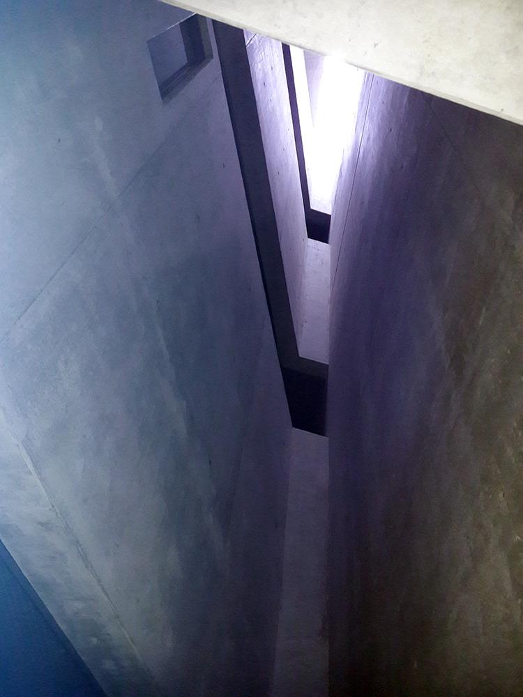 Effet bunker au Musée juif
